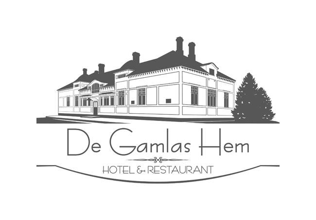 De Gamlas Hem logo