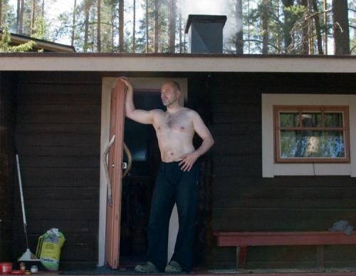 Sauna, Sauna & Sauna