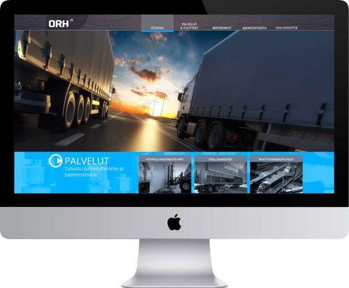 ORH verkkosivusto