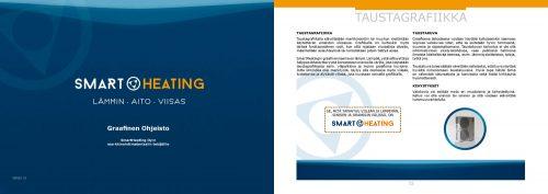 Smartheating Oy:n yritysilme ja markkinointimateriaalit