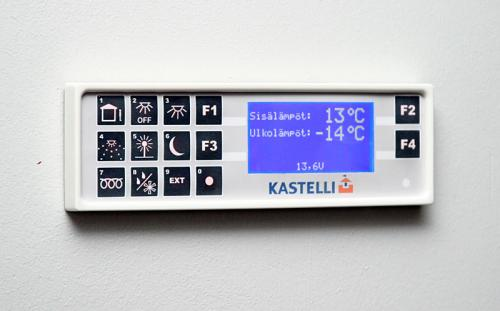 Intelligent home electrification control panel