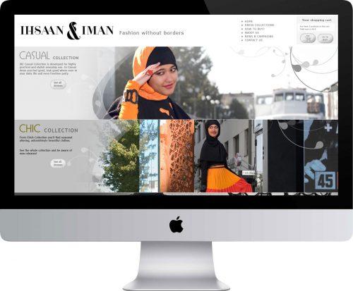 Ihsaan & Iman verkkokauppa